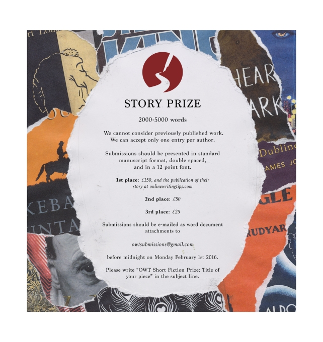 story-prize-poster